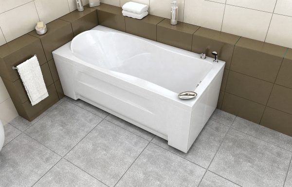 Акриловая ванна BellSan Агата