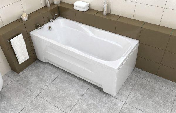 Акриловая ванна BellSan Эрика