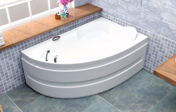 Акриловая ванна BellSan Грета 1480x900x630