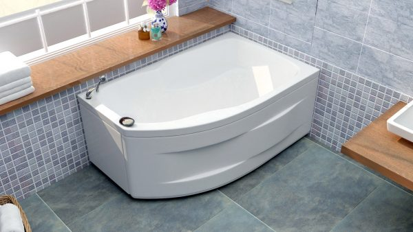 Акриловая ванна BellSan Сати 1500x960x630