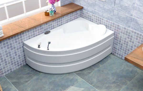 Акриловая ванна BellSan Виола 1600x1000x620