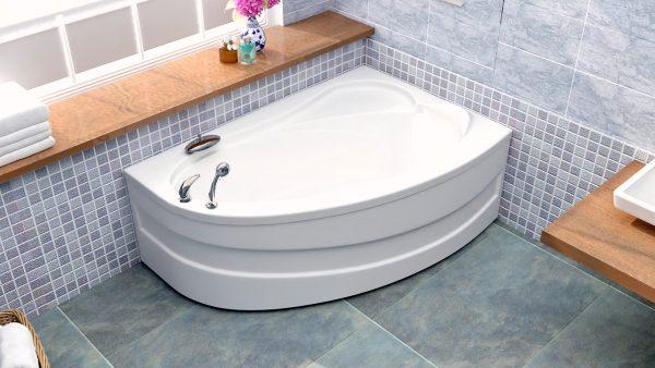 Акриловая ванна BellSan Глория 1690x1090x710
