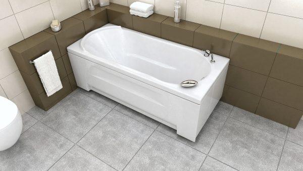 Акриловая ванна BellSan Риана