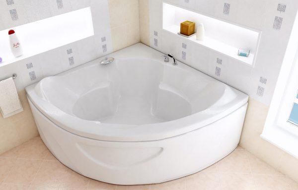 Акриловая ванна BellSan Селена 1530x1530x750