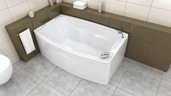 Акриловая ванна BellSan Соната