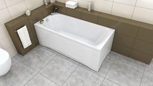 Акриловая ванна BellSan Кристи